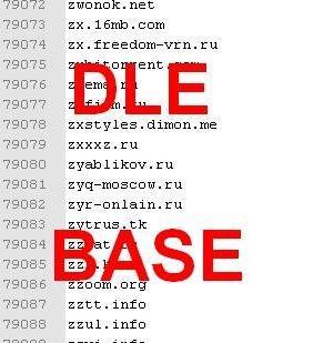Общие мысли о базе DLE сайтов | Что такое база DLE сайтов | Разновидности баз DLE сайтов | Полезные советы. Мир советов.