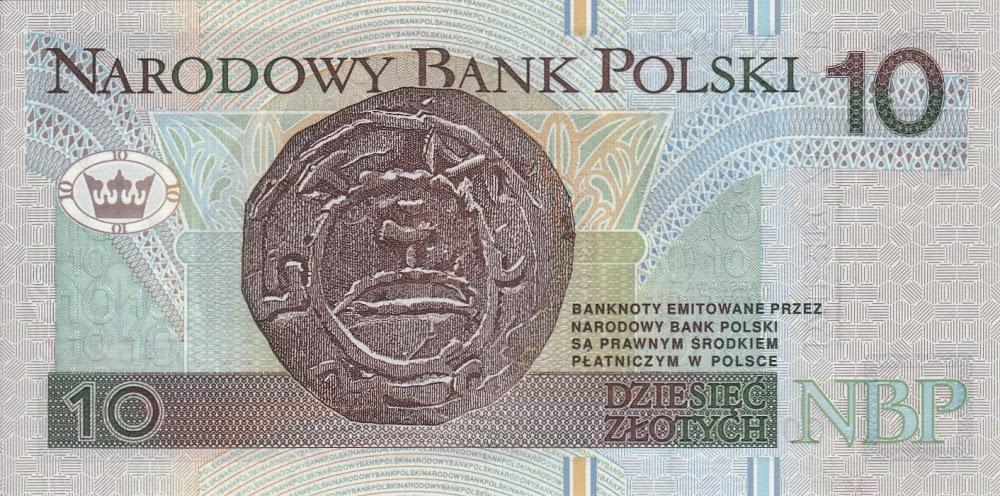 Обслуживание счетов в польской национальной валюте